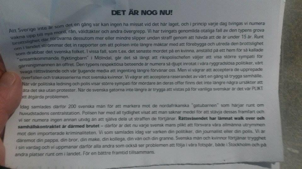 flygbladet