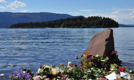 Utøya. Bild: Wikimedia commons